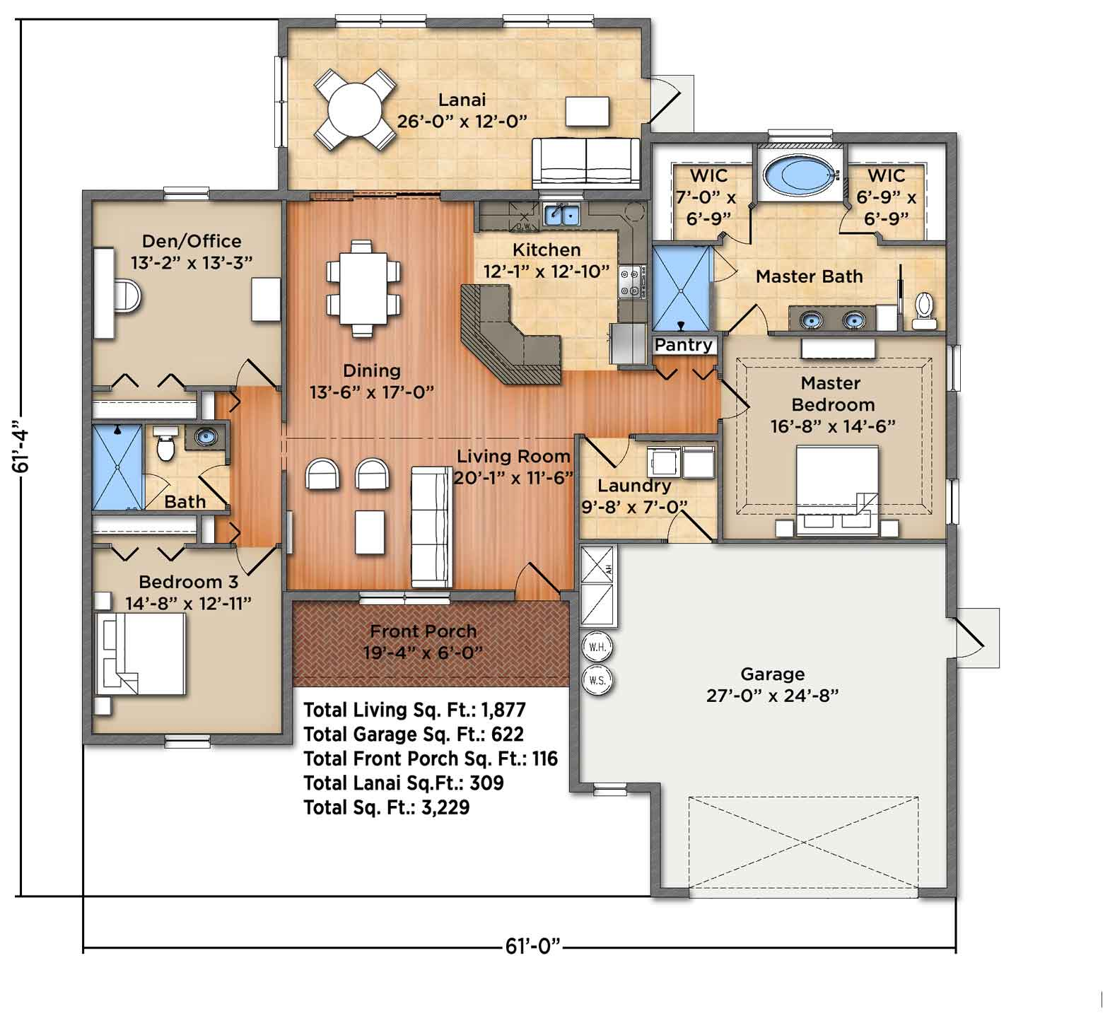 Horizon Floorplan