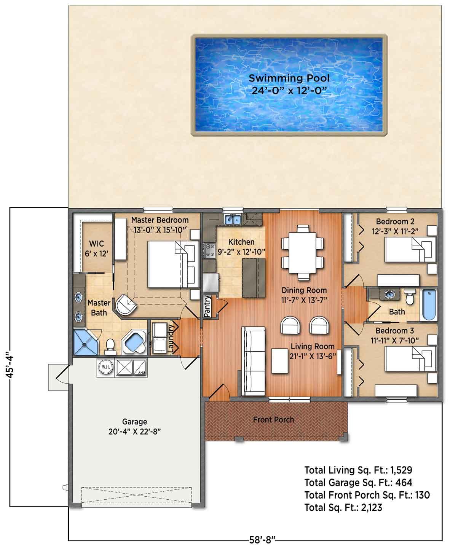 Iris Floorplan