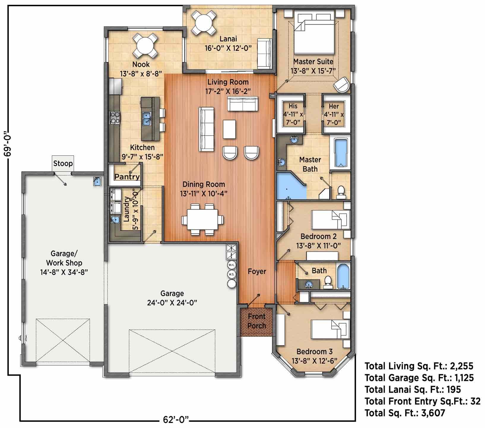 South Haven I Floorplan
