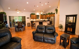 Open Floor Plan Photo 04