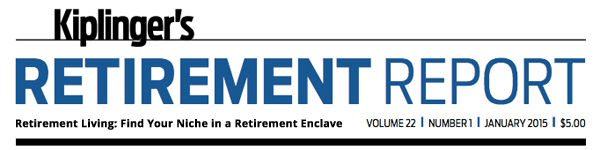 Kiplinger's Retirement Report Logo