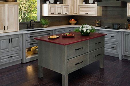 Sample Kitchen Layout